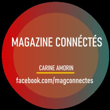 Magazine Connéctés – Carine Amorin